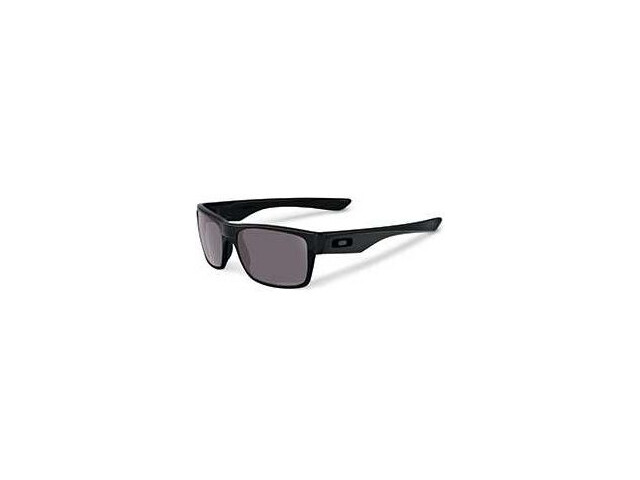Oakley Two Face Matte Black Prizm Daily Polarized